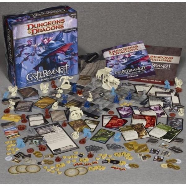 Dungeons & Dragons - Castle Ravenloft - Board Game