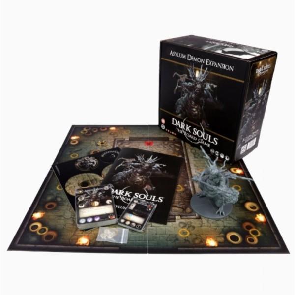 Dark Souls - The Board Game - Asylum Demon Expansion