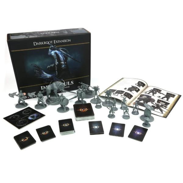 Dark Souls - The Board Game - Darkroot Expansion