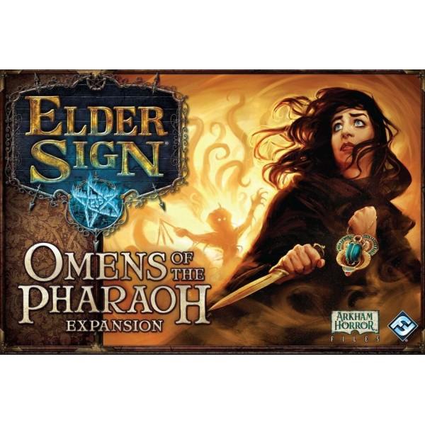 Elder Sign - Omens of the Pharaoh - Expansion
