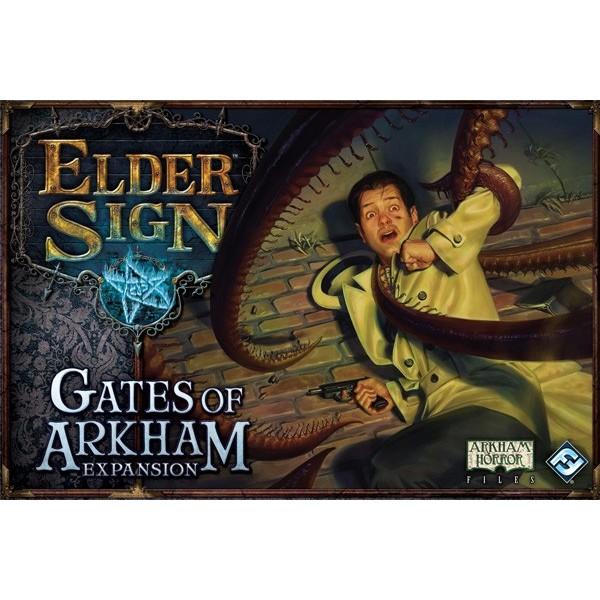 Elder Sign - The Gates of Arkham - Board Game Expansion