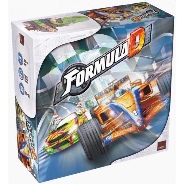 Formula D - Core Board Game