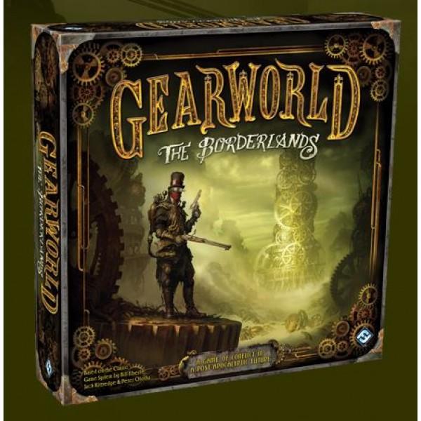Gearworld - The Borderlands