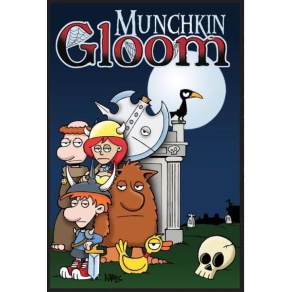 Gloom - Munchkin Gloom