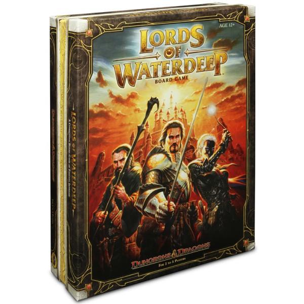 Lords of Waterdeep - Board Game