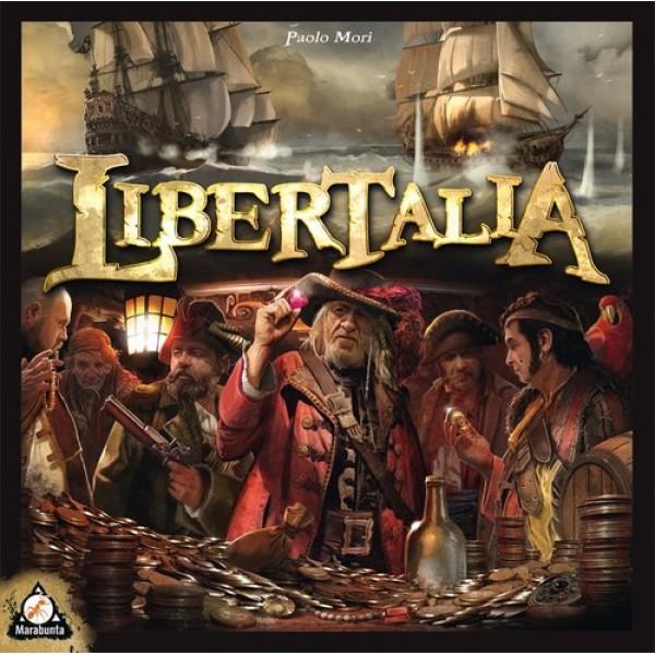 Libertalia - Board Game