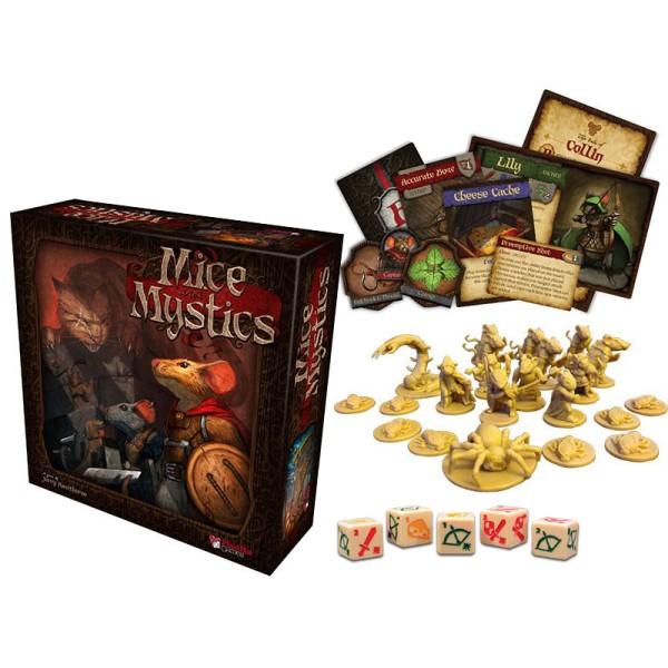 Mice and Mystics - Board Game