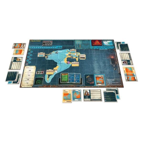Pandemic Legacy - Season 2 - Yellow Edition