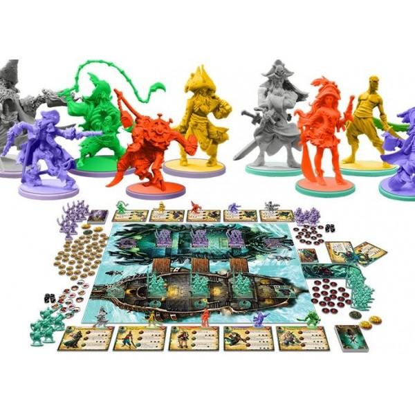 Rum & Bones - Core Board Game