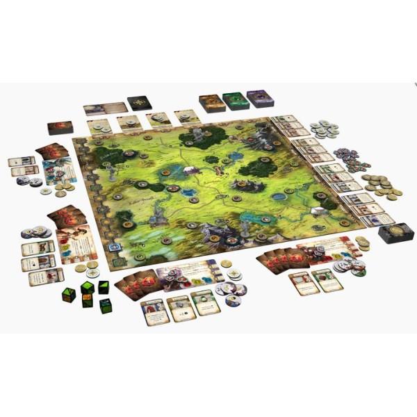 Runebound - 3rd Edition Board Game
