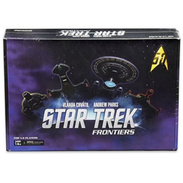 Star Trek - Frontiers - Board Game