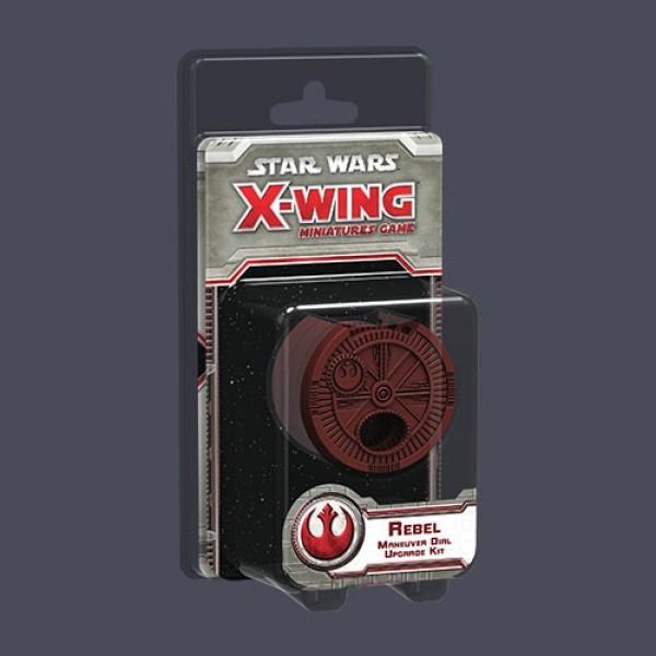 Star Wars - X-Wing Miniatures Game - Rebel Maneuver Dial