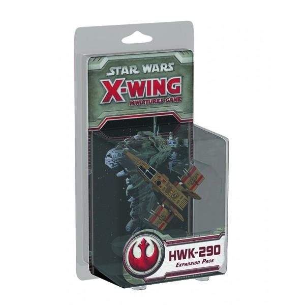 Star Wars - X-Wing Miniatures Game - HWK 290-Light Freighter