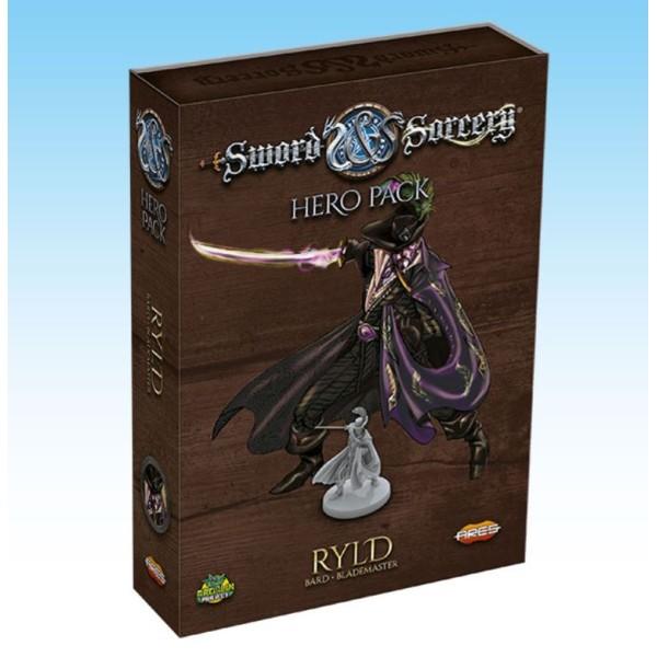 Sword & Sorcery - Ryld - Hero Pack