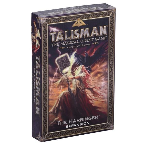 Talisman 4th Edition - The Harbinger Expansion