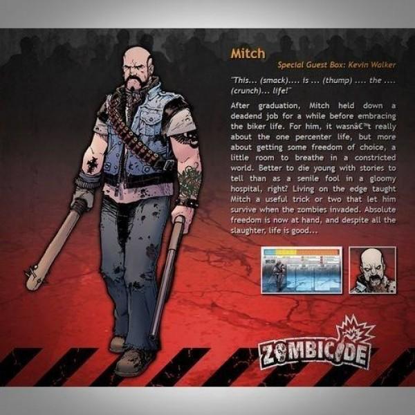 Zombicide - Special Guest - Keven Walker
