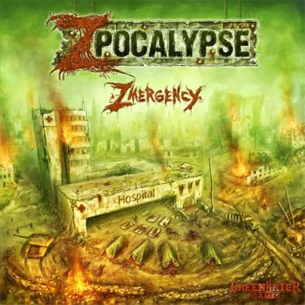 Zpocalypse - Zmergency