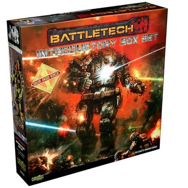 Battletech - Introductory Box Set