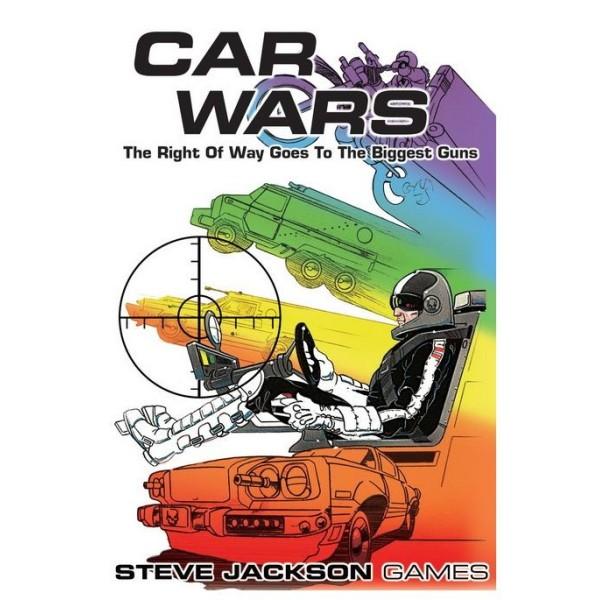 Car Wars - Steve Jackson Games