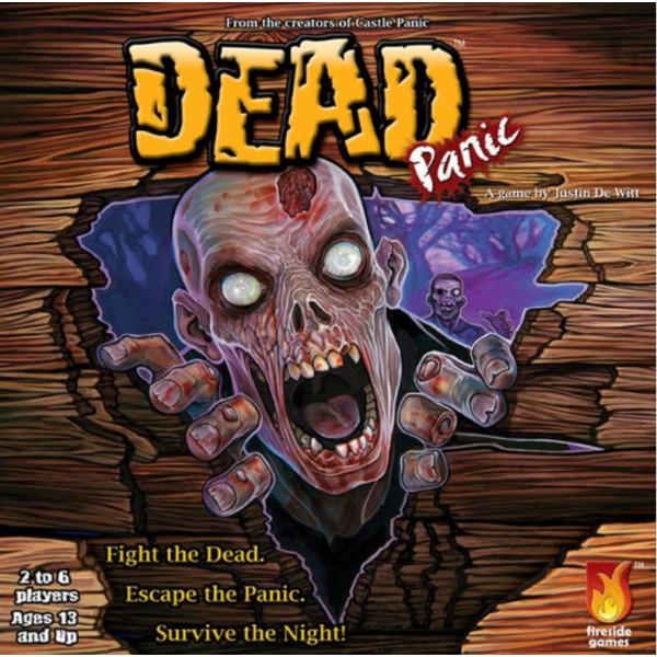 Dead Panic - Board Game