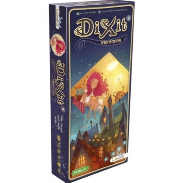 Dixit Card Game - Memories Expansion