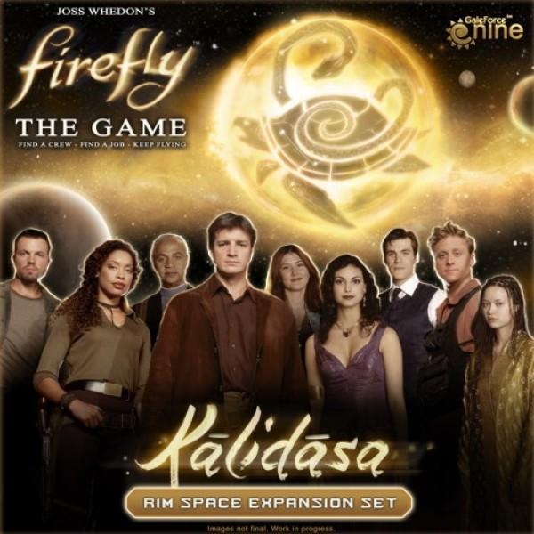 Firefly - Kalidasa Rim Space Expansion