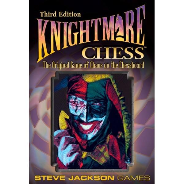 Knightmare Chess - Third Edition - Steve Jackson Games