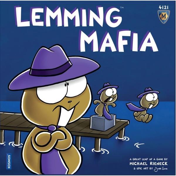 Lemming Mafia - Board Game