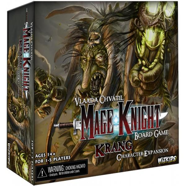 Mage Knight -  Krang Character expansion