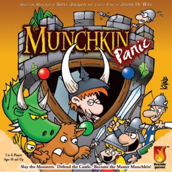 Munchkin Panic - Board Game