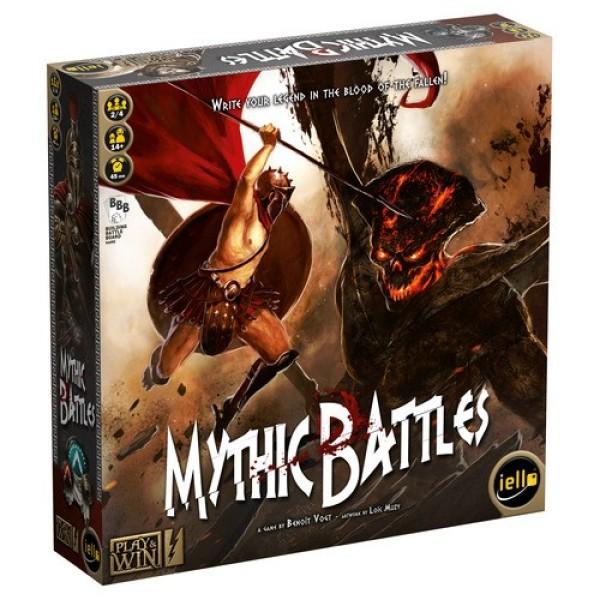 Mythic Battles - Board Game