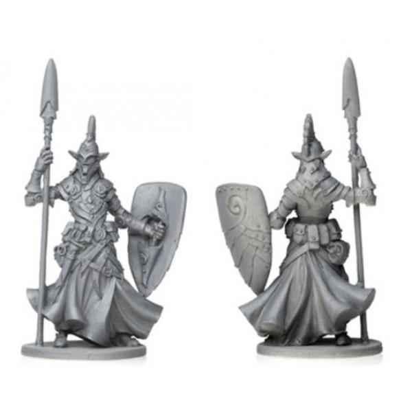 Massive Darkness - Noble Warriors vs The Cockatrix Expansion