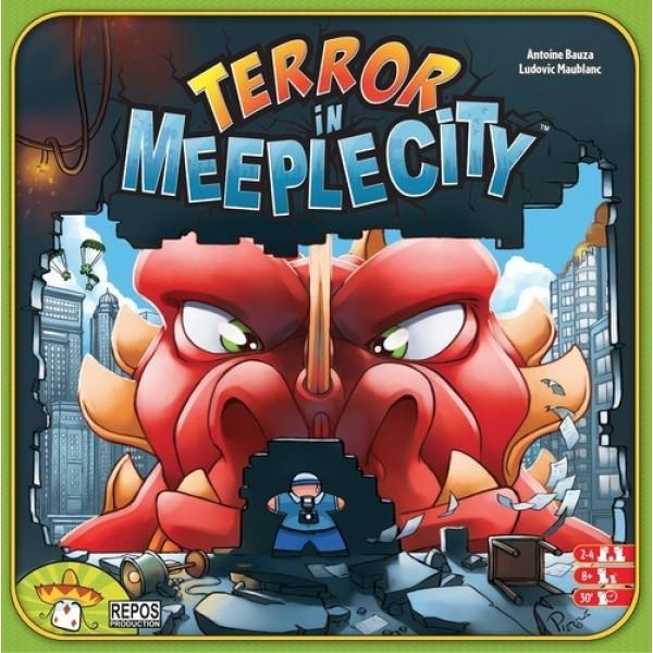 Terror in Meeple City (Rampage)