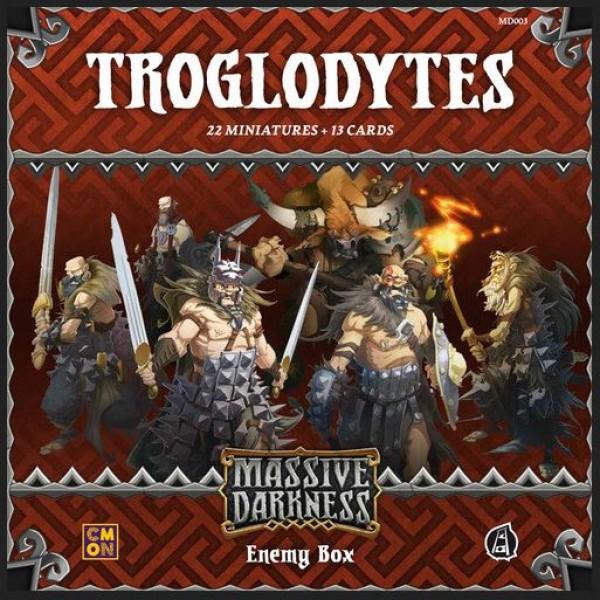 Massive Darkness - Enemy Box - Troglodytes