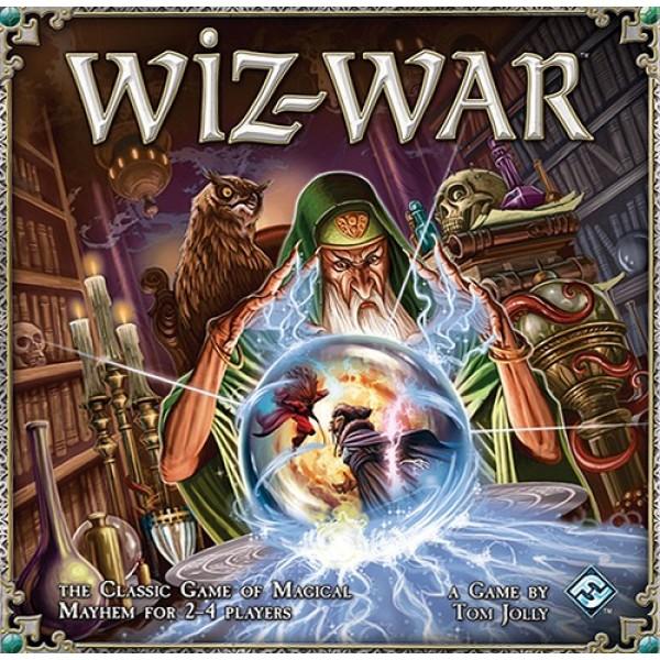 Wiz War - Board game