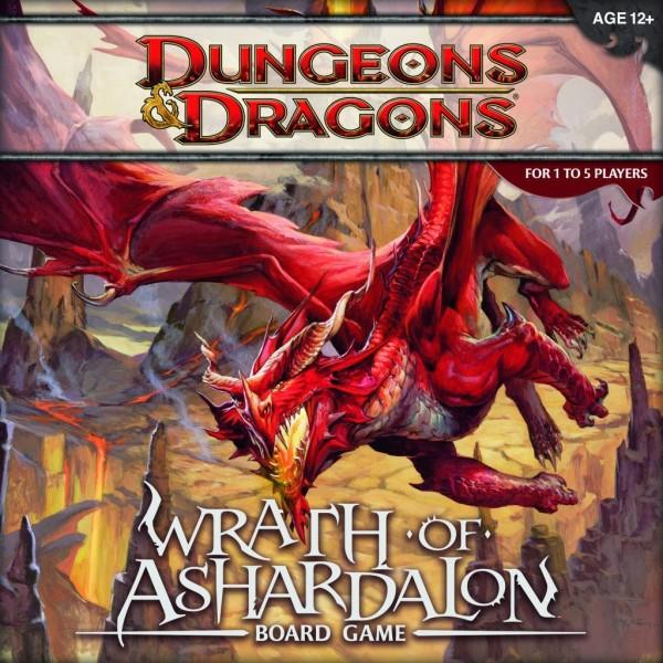 Dungeons & Dragons - Wrath Of Ashardalon