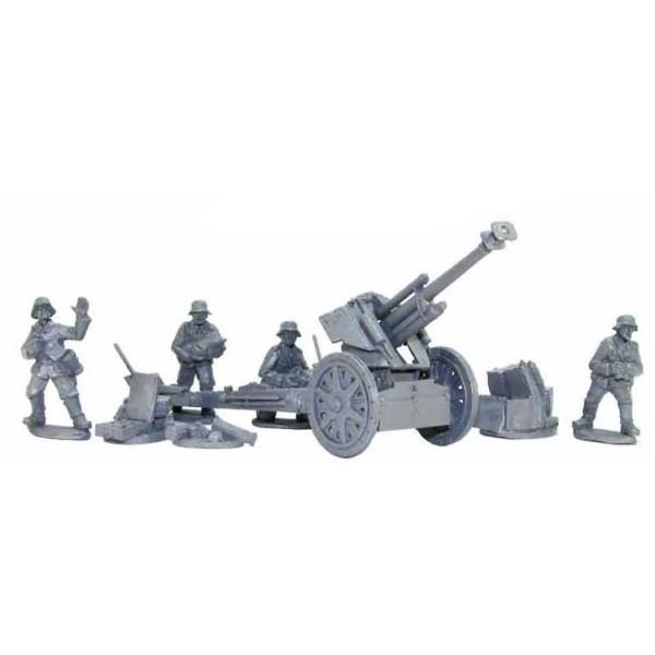 Bolt Action - Germany - Blitzkrieg LeFH 18 10.5cm howitzer (1939-42)