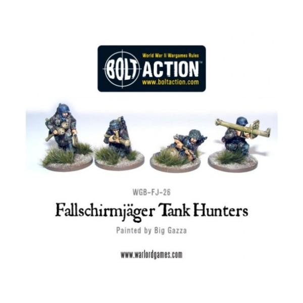 Bolt Action - Germany - Fallschirmjager Tank Hunters