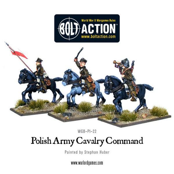 Bolt Action - Poland - Polish Lancer Command