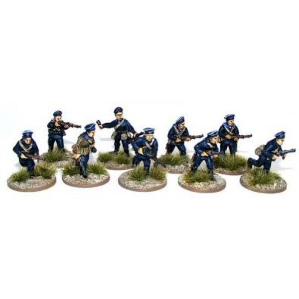 Bolt Action - Soviet - Naval Brigade