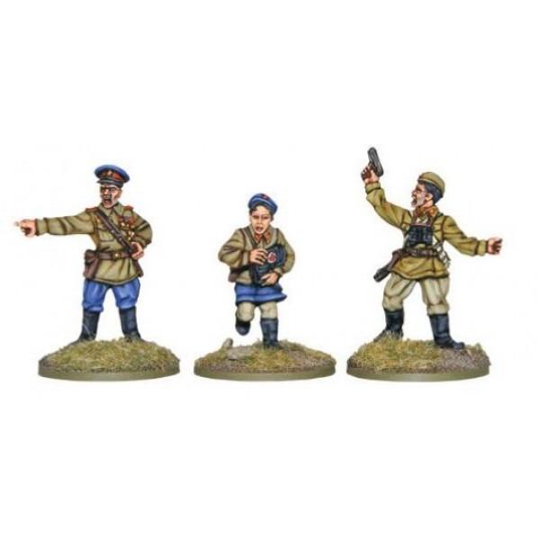 Bolt Action - Soviet - Soviet Command