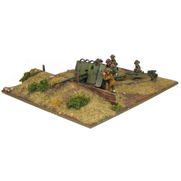 Bolt Action - British - 17 pdr Anti-Tank Gun