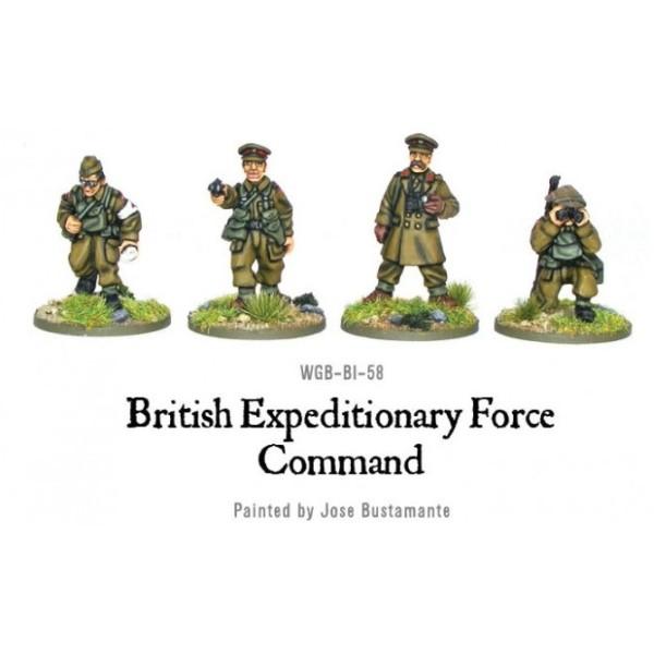 Bolt Action - British - BEF Command