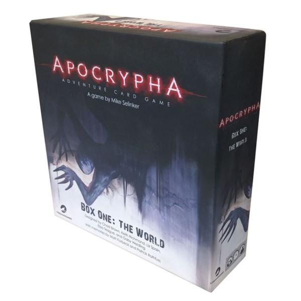 Apocrypha - Adventure Card Game - Box 1 - The World