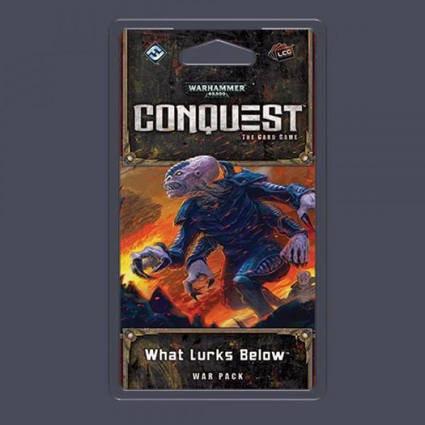 Warhammer 40k - Conquest - What Lurks Below
