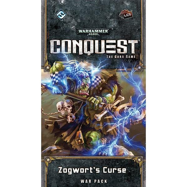 Warhammer 40k - Conquest - Zogworts Curse War Pack