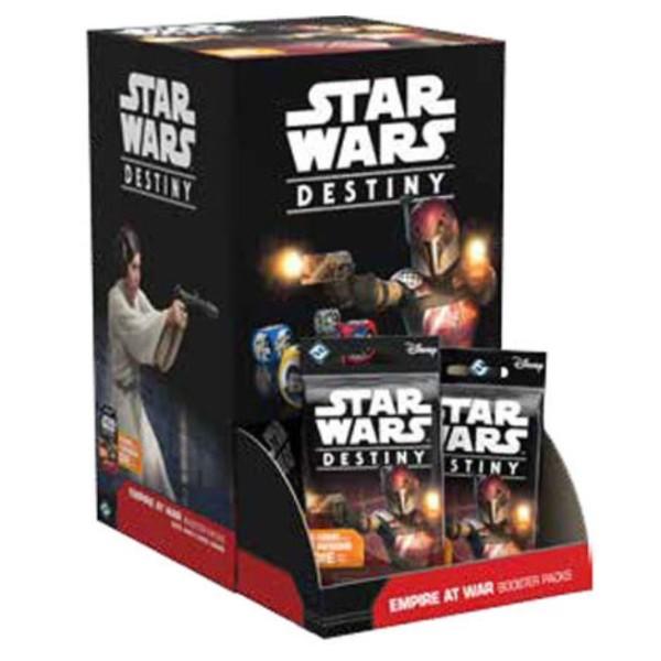 Star Wars - Destiny - Empire At War Booster - DISPLAY (36)