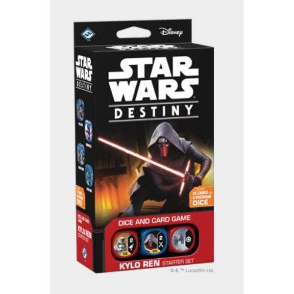 Star Wars - Destiny - Kylo Ren Starter Set