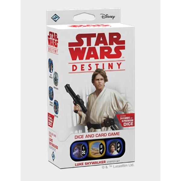 Star Wars - Destiny - Luke Skywalker - Starter Set