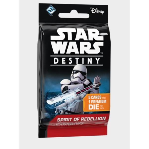 Star Wars - Destiny - Spirit of Rebellion Booster